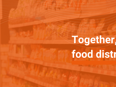 food distribution - supply chain solution