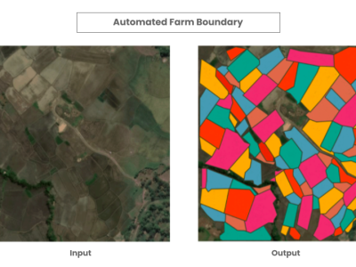 Automated Farm Boundary - AgTech/ AgriTech and Agriculture