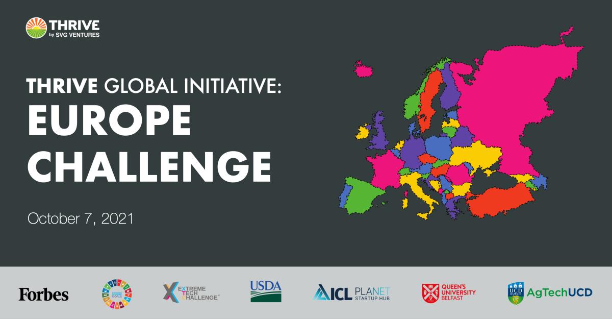 THRIVE Europe Challenge