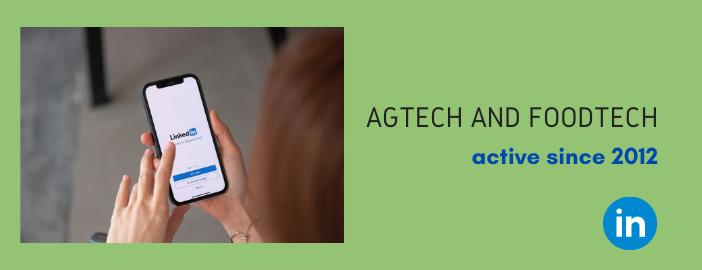 AgTech & FoodTech