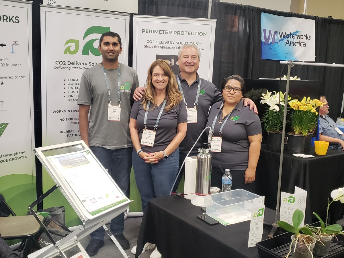 CO2Gro Inc Team - AgTech