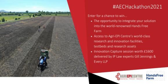AgriTech Hackathon - Hands Free Farm